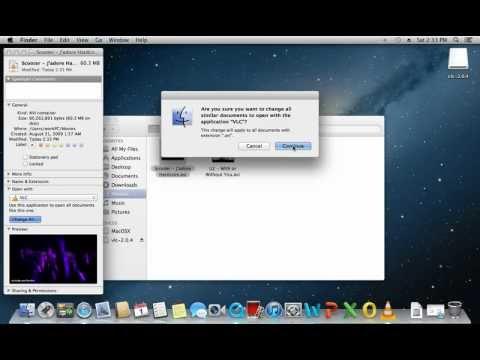 comment installer vlc sur mac
