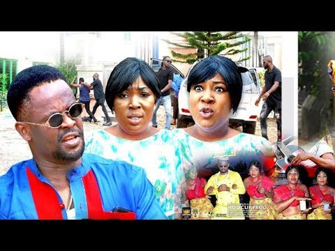 TWIN GHOST Part 7&8 - ZUBBY MICHEAL|2020 LATEST MOVIE|LATEST NIGERIAN NOLLYWOOD MOVIE