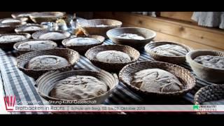 Brotbacken in Rauris | Gastrosophie