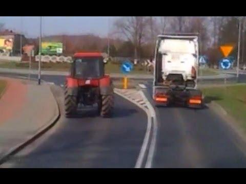Tractorista borracho