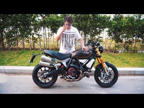 Ducati Scrambler 1100 Khủng Cùng Dàn Đồ Chơi Trăm Triệu !!! - Thời lượng: 10:04.