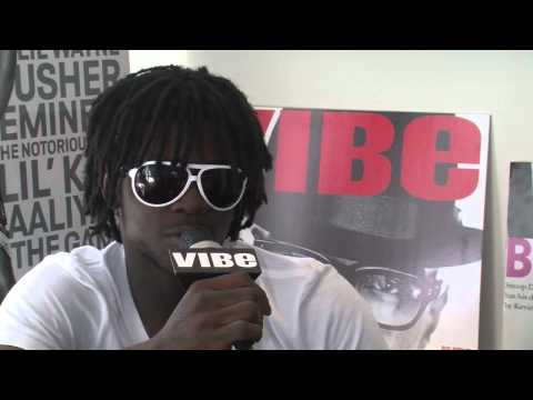 Chief Keef Talks Debut Album Features and Instagram (VIBE.com)