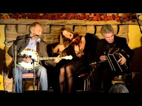 Mick Moloney, Athena Tergis and Billy McComiskey