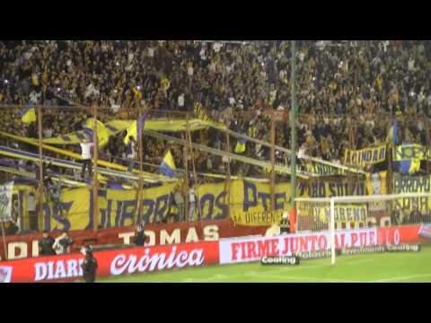 Copa Argentina Copa El Canalla (video sin editar) - Los Guerreros - Rosario Central
