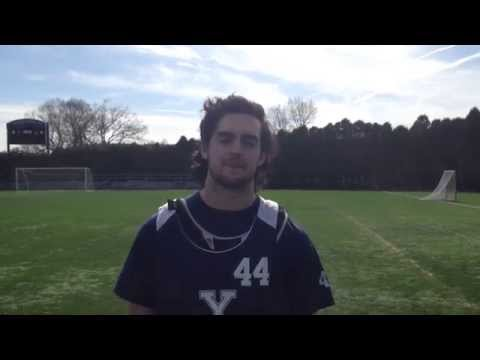 Michael Quinn on All-Ivy Honors