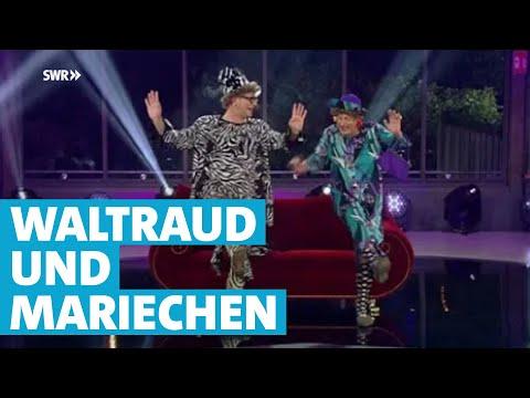 """Binger Comedy Nights 2018: """"Waltraud und Mariechen"""" alias Heissmann und Rassau   SWR Fernsehen"""