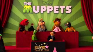 The MUPPETS Receives A Star On The Hollywood Walk Of Fame On March 20, 2012