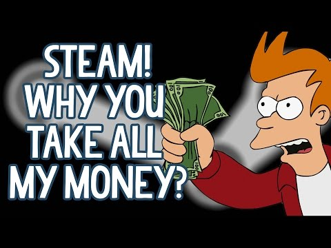 steam - This week on Reality Check, Cam and Lucy investigate the psychology of steam sales and why they make us part with so much cash. Watch more Reality Check! htt...
