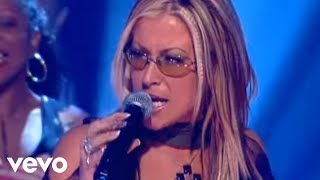 """Anastacia performed """"I Paid My Dues"""" live at CD:UK."""