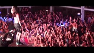 #AfterMovie Steve Aoki en Live Punta Umbría