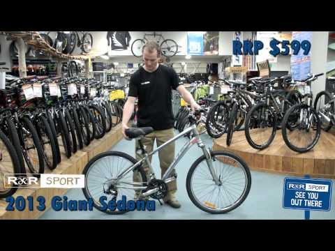2013 Giant Sedona Mountain Bike Review