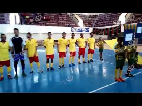 انطلاق بطولة (عمر المختار) لكرة القدم الخماسية بمدينة زوارة