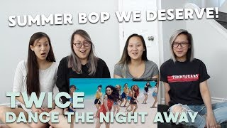 Video MV REACTION | TWICE (트와이스) 'Dance The Night Away' MP3, 3GP, MP4, WEBM, AVI, FLV September 2018
