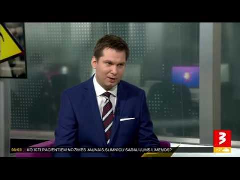 Veselības ministres Ilzes Viņķeles saruna TV3 ziņās par iestāžu gatavību koronavīrusa izplatības ierobežošanai, u.c. aktualitātēm