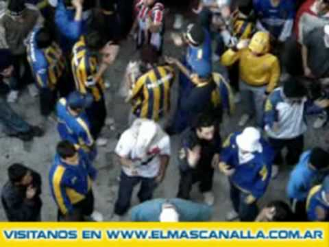 Video - CENTRAL | PREVIA Y SALIDA VS GODOY CRUZ | VIDEO DE LA GENTE | PARTE 01 - Los Guerreros - Rosario Central - Argentina
