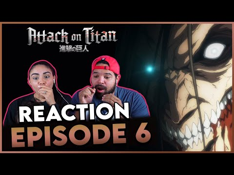 EREN vs The War Hammer Titan!! AMAZING - Attack on Titan Season 4 Episode 6 Reaction