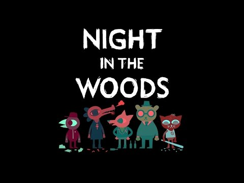 night in the woods Ep: 3 Addicted to p0rn?