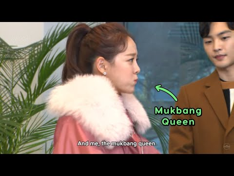 Sejeong the Mukbang Queen + Singing Paramour(Mr. Sunshine OST) - Busted season 2 Unreleased