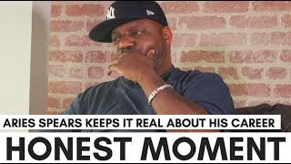 """Aries Spears Feels 'Blackballed', Gets REAL About His Career: """"They Say I'm Washed Up"""""""