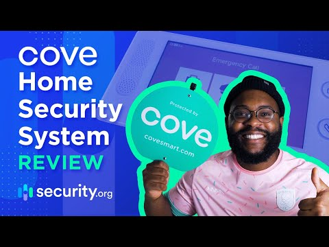 Cove Home Security Review!