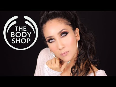 THE BODY SHOP One Brand Tutorial + Haul + Review