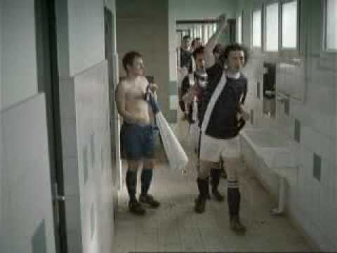 Umbro Commercial - Toilet paper vs Shirt - Be Football