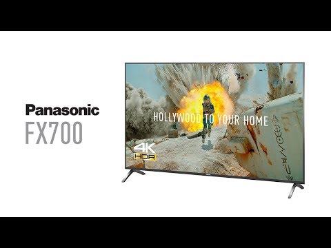 Panasonic FX700 4K HDR LED TV