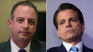 White House Communications Director Anthony Scaramucci insulted White House Chief of Staff Reince Priebus and President...