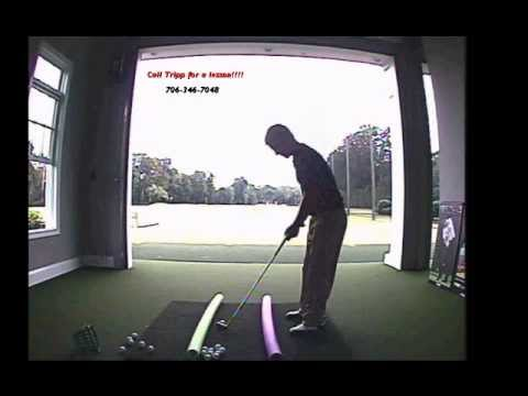 Your Friday Fix – Golf Lessons by tripp – Using Noodles!!