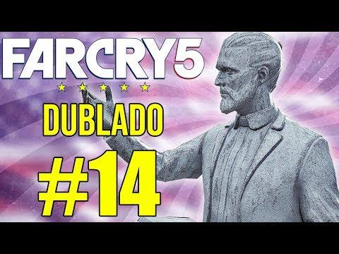 Chipart - FAR CRY 5 - DESTRUINDO A ESTATUA / O RESGATE DO DELEGADO! #14 [DUBLADO PT-BR]