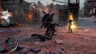 Nonton Shadow Of Mordor Gameplay Trailer   First Gameplay Film Subtitle Indonesia Streaming Movie Download