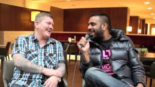 RICKY HATTON BREAKS DOWN FLOYD MAYWEATHER V MANNY PACQUIAO (MAY 2)&DEFENDS AMIR KHAN - INTERVIEW