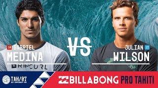 Nonton Gabriel Medina Vs  Julian Wilson   Final   Billabong Pro Tahiti 2017 Film Subtitle Indonesia Streaming Movie Download