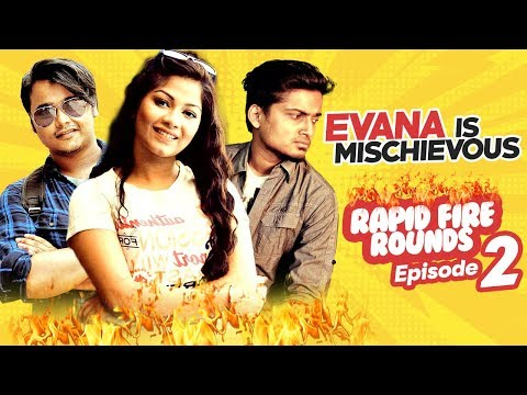 Parsa Evana Is Mischievous | Episode 2 | Shouvik & ZakiLOVE