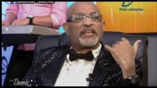 Entrevista y Presentacion de Hector Acosta El Torito en Buena Noche