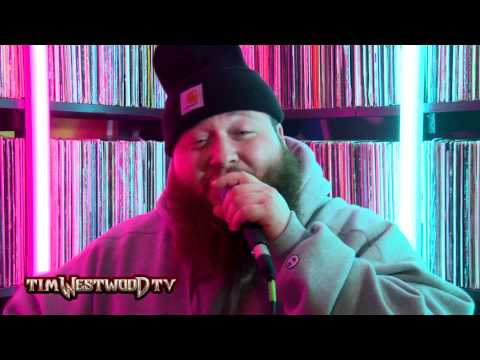 *NEW* Westwood Crib Sessions – Action Bronson freestyle