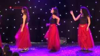2013رقص ایرانی/ دانشگاه کانادایی دبی