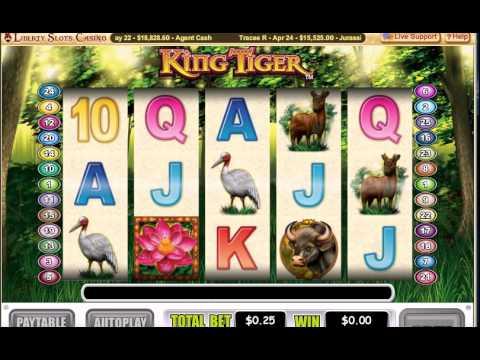 KING TIGER Slot Review