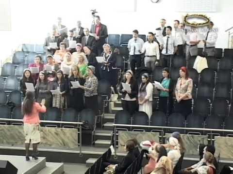 Corul bisericii - Domnul vine