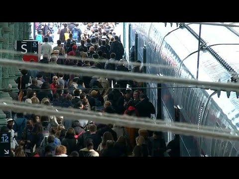 Französische Bahn - die Streiks gehen weiter