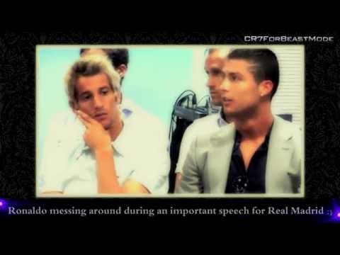 Những tình huống hài hước nhất của Cristiano Ronaldo 2014 phần 1