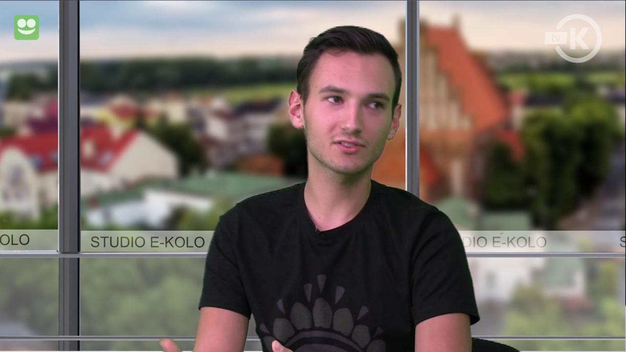 Studio TVKOLO.pl : Rafał Ronney o starcie w Eurowizji