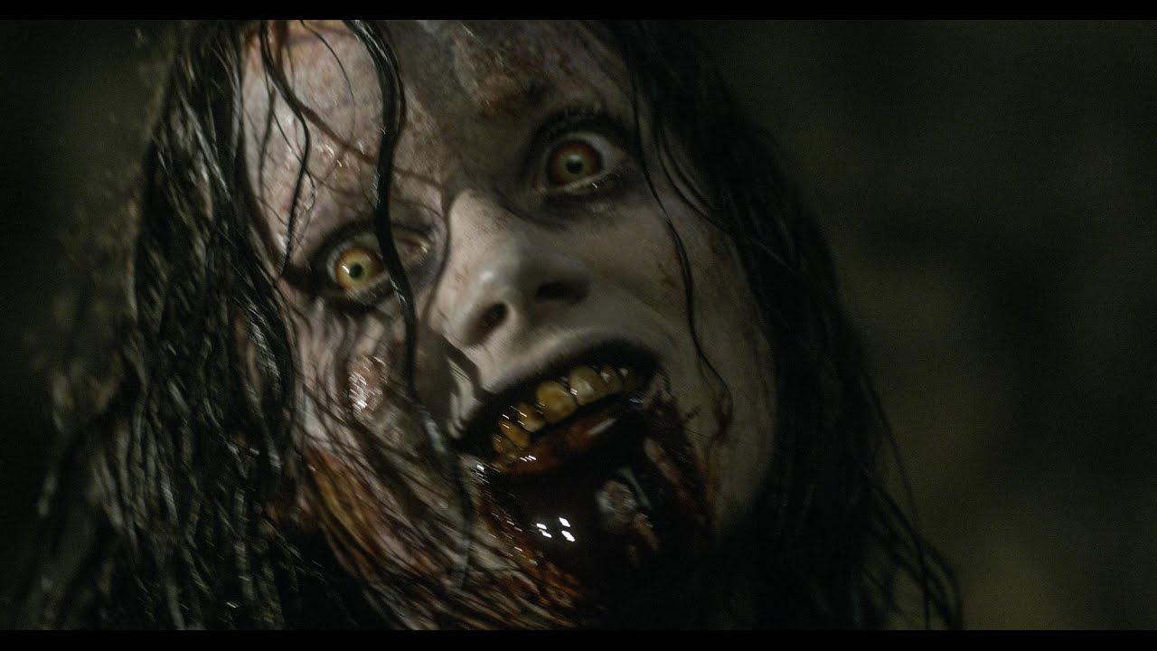 EVIL DEAD | 2013 | Red Band Trailer - Fede Alvarez, Jane Levy