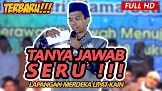 Video Tanya Jawab Seru Bersama Ustadz Abdul Somad Lc, MA - lapangan Merdeka Lipat Kain MP3, 3GP, MP4, WEBM, AVI, FLV Desember 2018