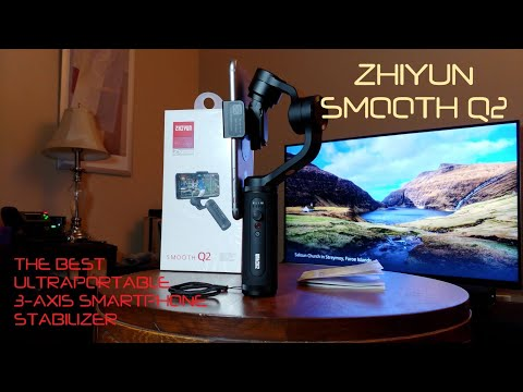UNBOXING ZHIYUN SMOOTH Q2,  THE BEST HANDHELD GIMBAL FOR MY DRONE VLOGS!😀