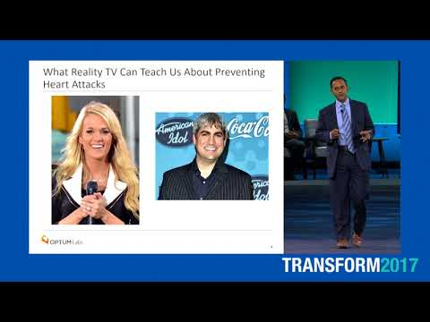 Video Thumbnail for: Mayo Clinic Transform 2017 - Session 2: Overcoming Inertia: Darshak Sanghavi, M.D.