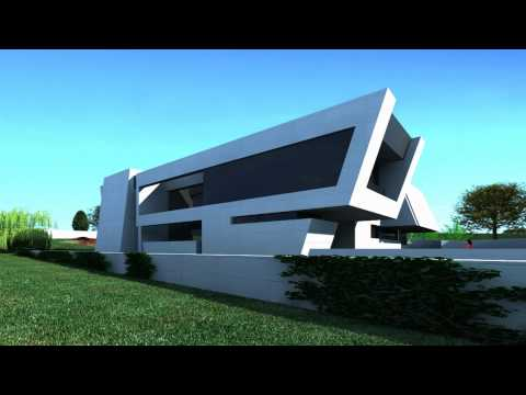 Casa moderna m x m 2 pisos interior las casas for Casa moderna 6 00 m x 9 00 m 2 pisos interior