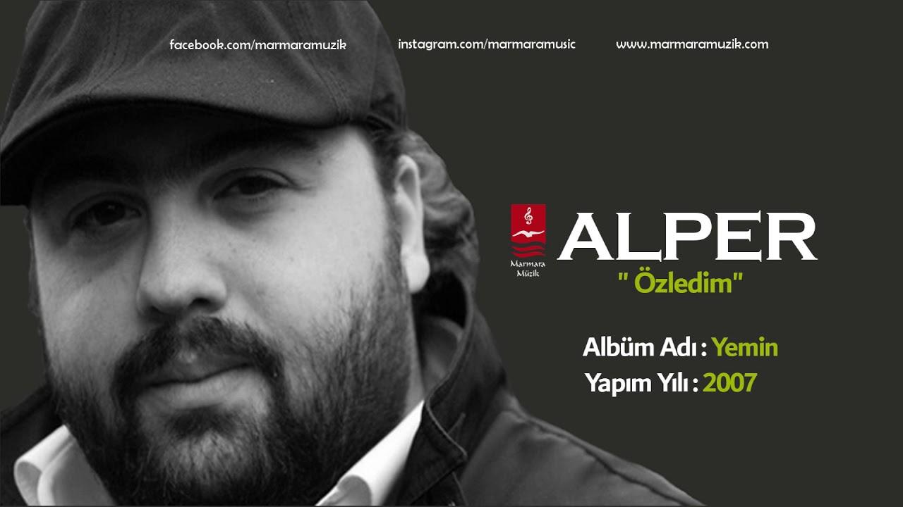 Alper – Özledim Sözleri