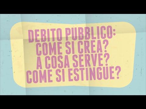 cos'è davvero il debito pubblico?
