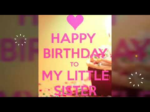 Happy birthday quotes - Happy birthday sister sandra